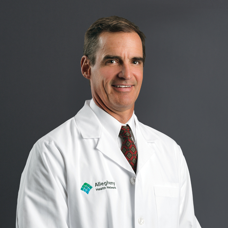 AHN Doctor Jeffrey Matheny