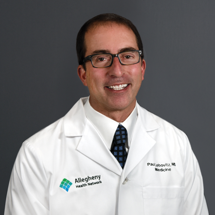 AHN Doctor Paul Lebovitz